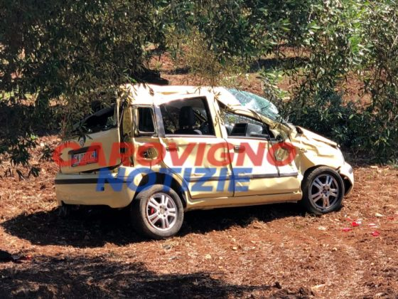 Incidente Ostuni Torre Pozzelle