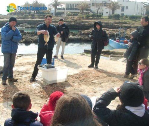 Al via gli studi sulla pesca oltre i confini dell'area marina protetta di Torre Guaceto