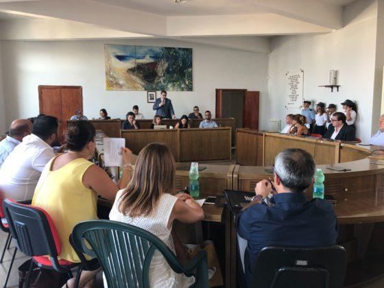 Consiglio Comunale, eletto a presidente del consiglio Francesco Leoci