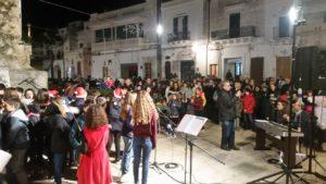 """Carovigno, arrivano le luminarie natalizie: """"Accesso l'Albero in Piazza Nzegna"""""""