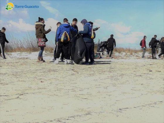 Marevivo sceglie Torre Guaceto: alunni in Riserva per lo studio del marine litter